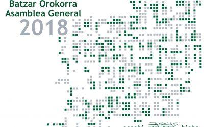 Ascobi celebra su Asamblea General 2018
