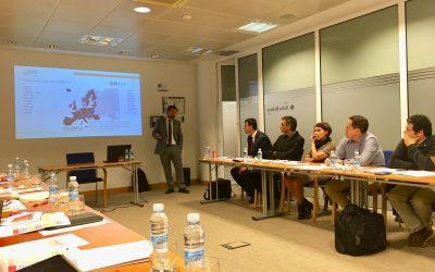 ASCOBI participa en la reunión del grupo de coordinación de la comisión BIM de Euskadi