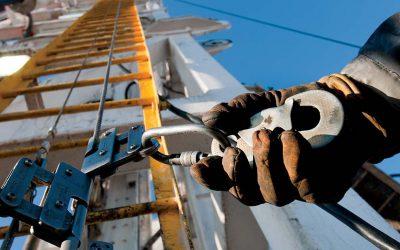 Taller sobre seguridad en trabajos en altura para el sector de la construcción