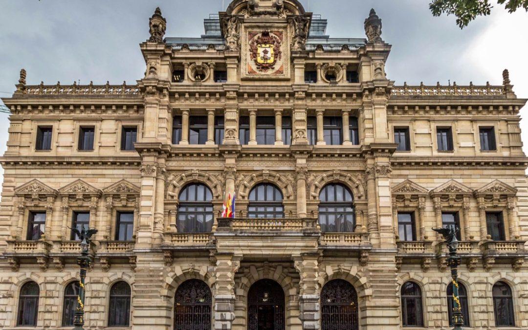 La Diputación Foral desiste del procedimiento de adjudicación de una obra por incluir costes de mano de obra inferiores al Convenio de la construcción de Bizkaia.