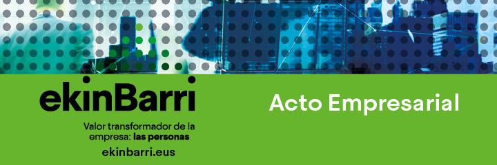 Presentación Guía ekinBarri – Conferencia Emilio Duró