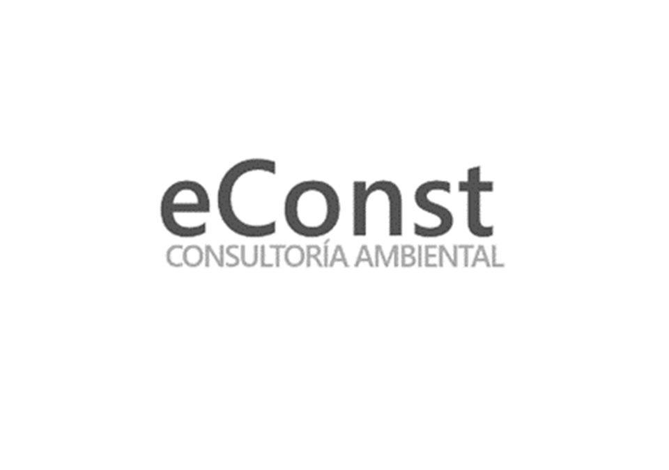 Convenio de colaboración con eConst, consultoría ambiental