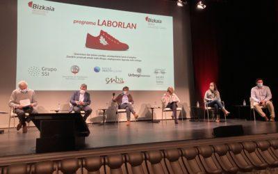 Ascobi ha participado en la presentación de LaborLan II